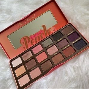Too Faced Sweet Peach 🍑 Palette✨